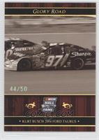 Glory Road - Kurt Busch 2004 Ford Taurus /50
