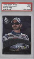 Jimmie Johnson [PSA 9]