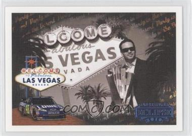 2010 Press Pass Eclipse - [Base] - Blue #65 - Jimmie Johnson