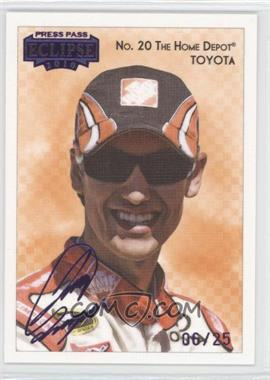 2010 Press Pass Eclipse - [Base] - Purple #14 - Joey Logano /25
