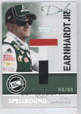 2010 Press Pass Eclipse - Spellbound Swatches - Holo #SS-DEJ9 - Dale Earnhardt Jr. /88