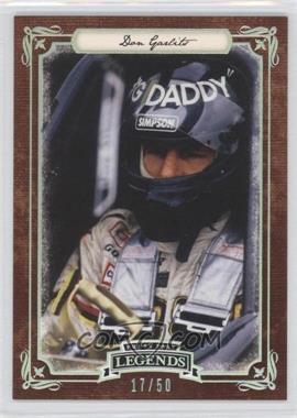 2010 Press Pass Legends - [Base] - Holo #15 - Don Garlits /50