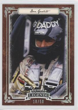 2010 Press Pass Legends - [Base] - Holo #15 - Don Garlits /50