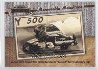 Dale Earnhardt, Terry Labonte