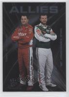 Tony Stewart, Dale Earnhardt Jr.