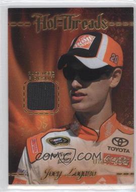 2010 Press Pass Premium - Hot Threads #HT-JL - Joey Logano /299