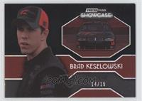 Brad Keselowski #/15