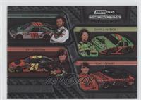 Dale Earnhardt Jr., Danica Patrick, Jeff Gordon, Tony Stewart #/499