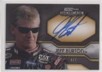 Jeff Burton #/7