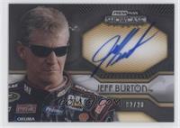 Jeff Burton #/20