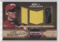 Clint Bowyer #/45