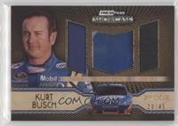 Kurt Busch #/45