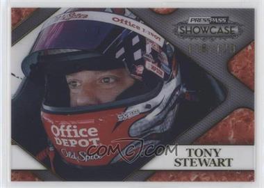 2010 Press Pass Showcase - Racing's Finest - Gold #RF 11 - Tony Stewart /125