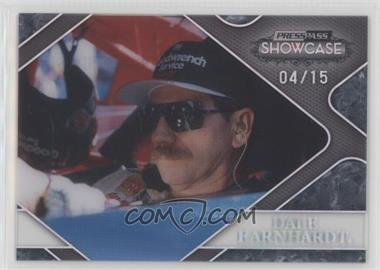 2010 Press Pass Showcase - Racing's Finest - Holo #RF 1 - Dale Earnhardt /15