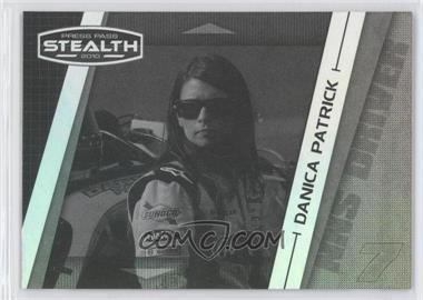 2010 Press Pass Stealth - [Base] - Black and White #41 - Danica Patrick