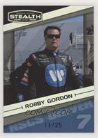 Robby Gordon #/25