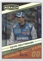 David Reutimann #/25