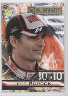 2010 Wheels Element - 10 in '10 #TT-5 - Jeff Gordon