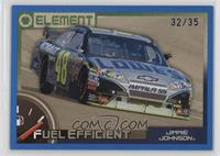 Fuel Efficient - Jimmie Johnson /35