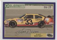 Clint Bowyer #/25