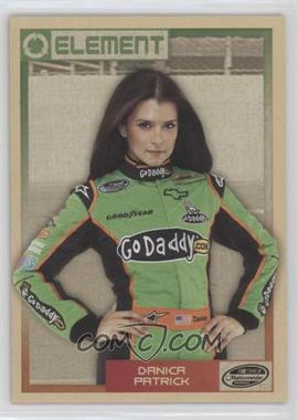 2010 Wheels Element - [Base] #59 - Danica Patrick