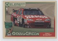 Going Green - Tony Stewart