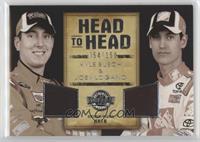 Kyle Busch, Joey Logano #/150