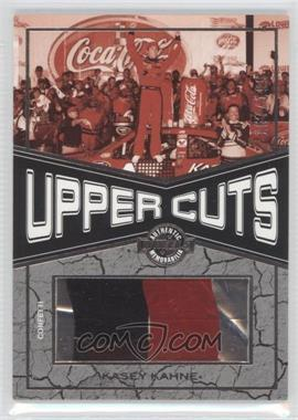 2010 Wheels Main Event - Upper Cuts #UC-KK - Kasey Kahne /199