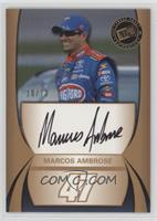 Marcos Ambrose /73