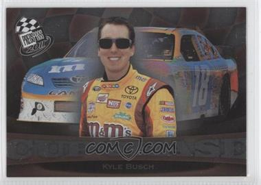 2011 Press Pass - Prize Cup Chase Redemption Contest Materials #CC 1 - Kyle Busch