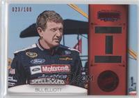 Bill Elliott (I) #/100