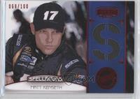 Matt Kenseth (S) #/100