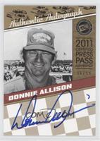 Donnie Allison /99
