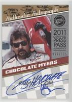 Chocolate Myers #/175