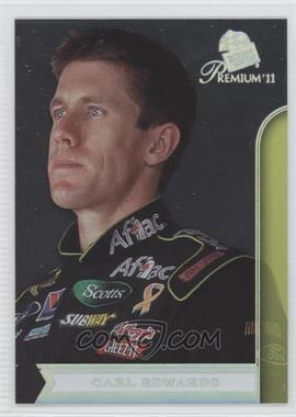 2011 Press Pass Premium - [Base] #10.2 - Carl Edwards