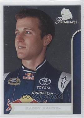2011 Press Pass Premium - [Base] #18.2 - Kasey Kahne