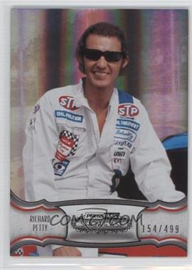 2011 Press Pass Showcase - [Base] - Silver #28 - Richard Petty /499