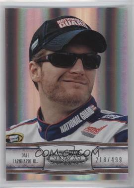 2011 Press Pass Showcase - [Base] - Silver #34 - Dale Earnhardt Jr. /499