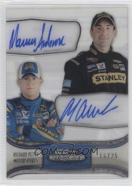 2011 Press Pass Showcase - Classic Collections Teammate Ink - Silver [Autographed] #CCI-RPM - Marcos Ambrose, AJ Allmendinger /25