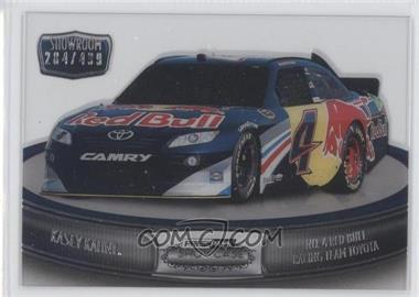 2011 Press Pass Showcase - Showroom - Silver #SR 9 - Kasey Kahne /499
