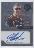 Jeff Burton #/50