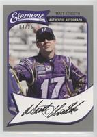 Matt Kenseth #/25