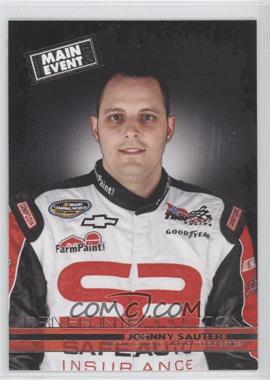 2011 Wheels Main Event - [Base] #56 - Johnny Sauter