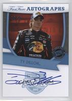 Ty Dillon #/25