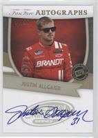 Justin Allgaier /25