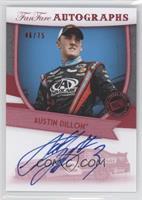 Austin Dillon /75