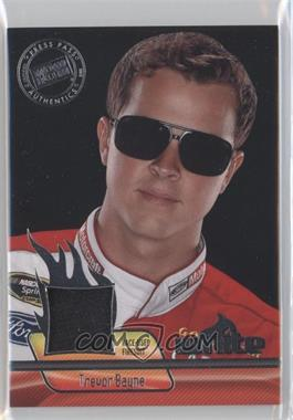 2012 Press Pass Ignite - Materials - Silver #IM-TB - Trevor Bayne