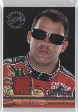2012 Press Pass Ignite - Materials - Silver #IM-TS2 - Tony Stewart