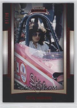 2012 Press Pass Legends - [Base] - Red Foil #27 - Shirley Muldowney /99