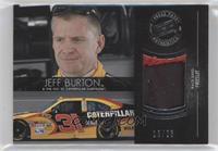 Jeff Burton #/25